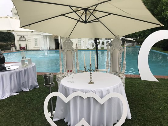 Villa Renoir Restaurant : villa renoir ristorante per matrimonio legnano