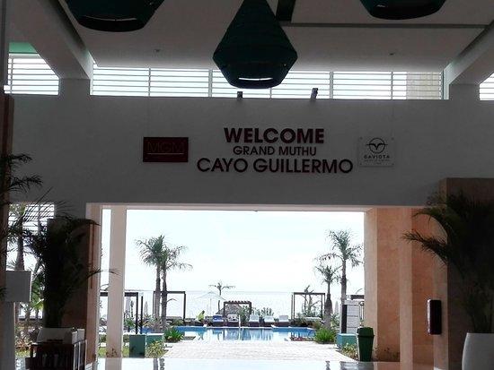 Grand Muthu Cayo Guillermo: Lobby