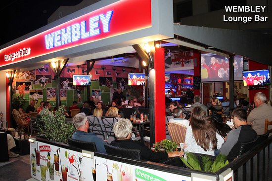 Wembley Bar