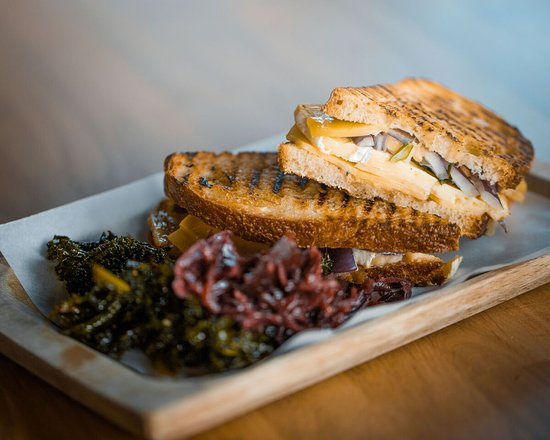Joe's Coffee: BEST GRILLED CHEESE! Need we say more?