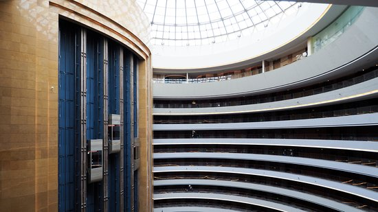 InterContinental Hangzhou: Loooove the lines