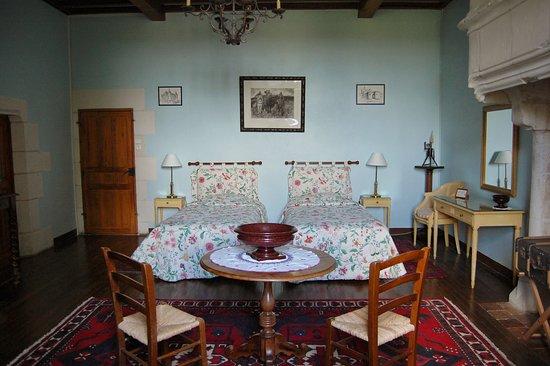 Crazannes, Frankrike: Chambre Pèlerins