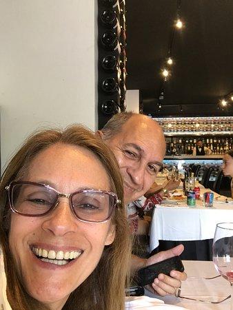 Restaurante Voramar: EPECTACULAR EL RESTAURANT VORAMAR