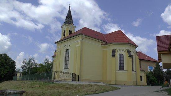 Velky Biel, سلوفاكيا: Kostol Povýšenia svätého kríža