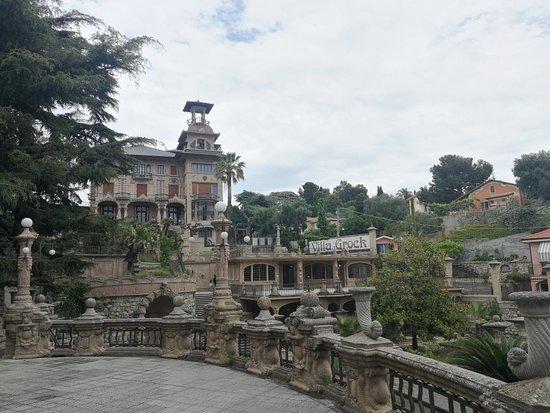 Villa Grock : Molto bella