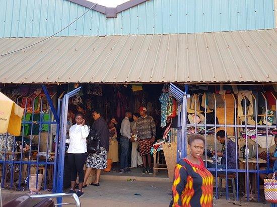 Golden Rwanda Safaris: Best of KOMIRONKO MARKET