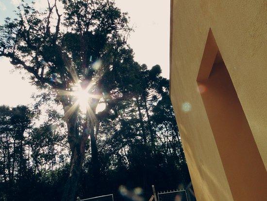 Hotel Recanto Paraíso da Serra: Entrada para quartos