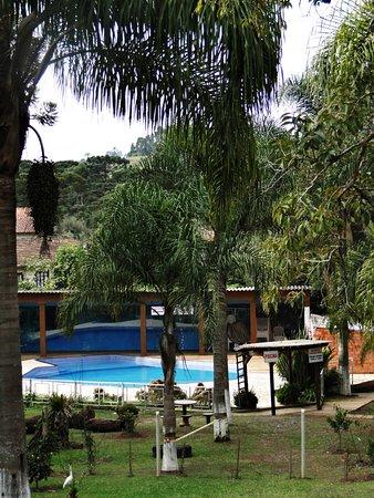 Hotel Recanto Paraíso da Serra: Piscina