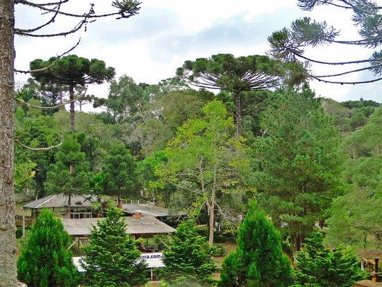 Hotel Recanto Paraíso da Serra : Vista do hotel