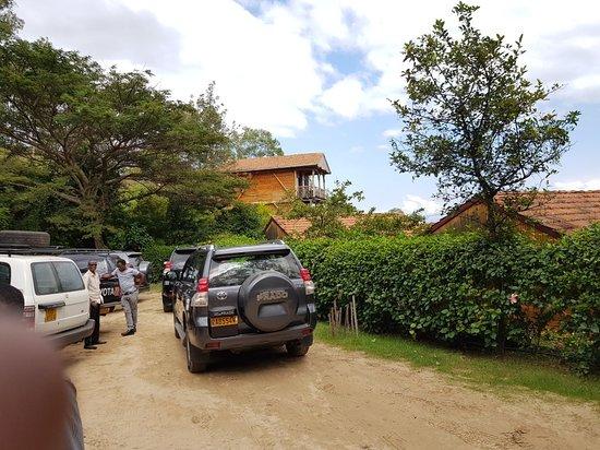 Golden Rwanda Safaris: At Burundi Board waiting for our Guests