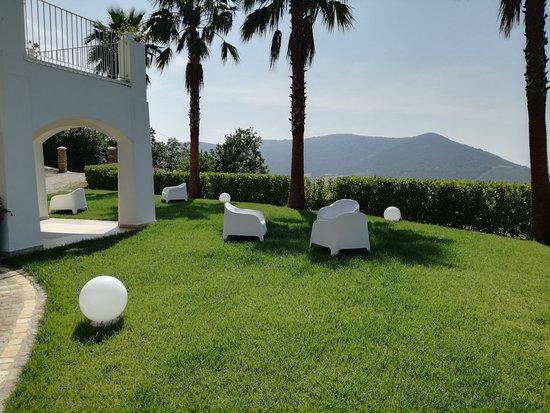 La Frescura del Principe Dimora di Charme: Giardino esterno