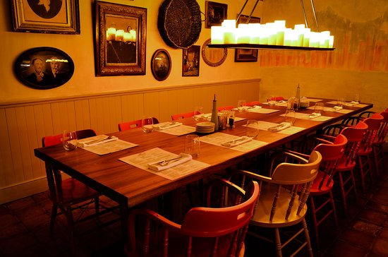 Gusto Italian Grill & Bar: Private Dinning Room