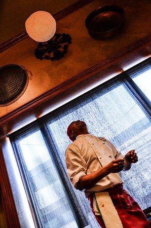 Gusto Italian Grill & Bar: Throwing the Dough