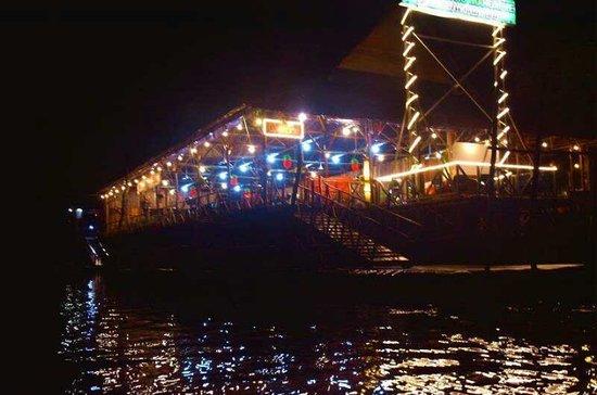 Kelong Mangrove Restaurant: Night Views