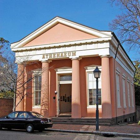 Alejandría, VA: Athenaeum - home of the Northern VA Fine Arts Association