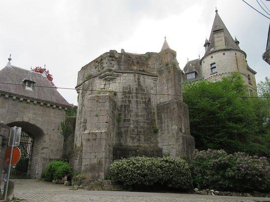 Old Town of Durbuy: Durbuy et son architecture historique