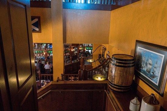 The Pub at International Plaza: Upstairs at the Pub