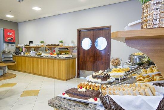 Comfort Hotel Joinville: Sala de Eventos - Jasmim