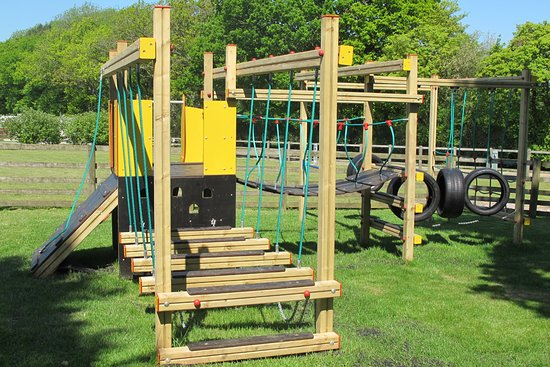 Woodbury, UK: Play Park