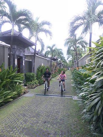 The Ulin Villas & Spa Photo