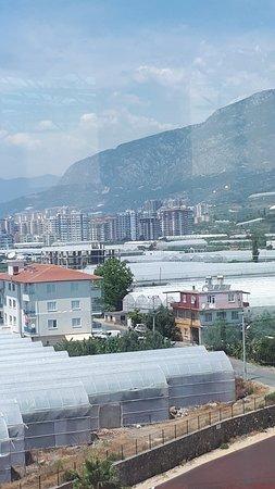 Kirbiyik Resort Hotel - Alanya: Номерной фонд отеля, вид из окон