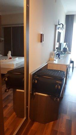 Kirbiyik Resort Hotel - Alanya : Номерной фонд отеля, вид из окон