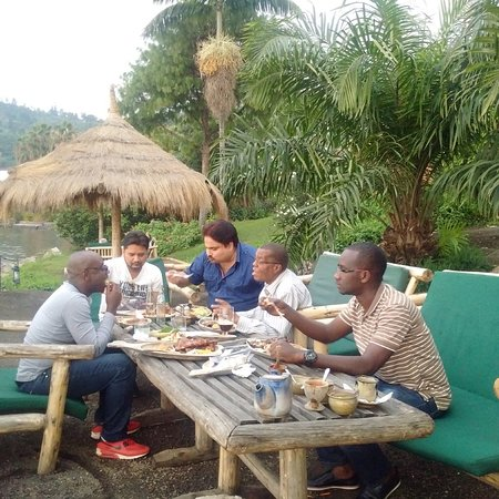 Golden Rwanda Safaris : We are proud of having all combination of different places.  Volcano National park and Nyungwe N