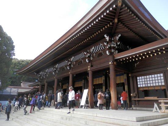 明治神宫照片