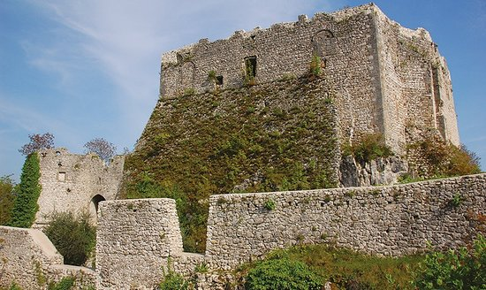 Castello Medievale di Vicalvi