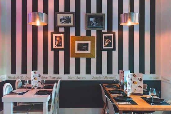 Manoteras Cines & Restaurantes: Foster's Hollywood es un restaurante donde disfrutar de la auténtica parrilla americana