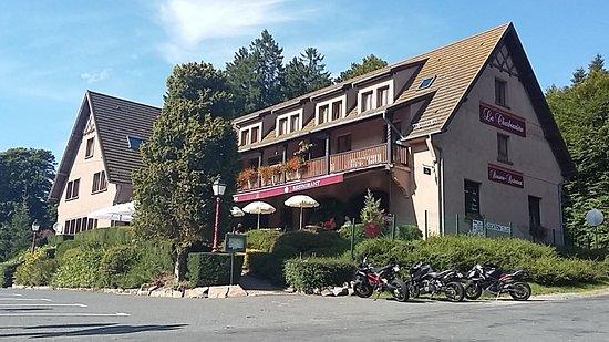 Bellefosse, ฝรั่งเศส: Auberge de la Charbonnière