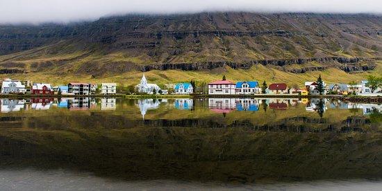 Hey Iceland: Seyðisfjörður town