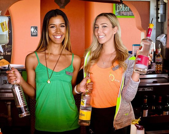 Lemon Bar: We like to have fun, must be 21+ with a valid ID to visit!