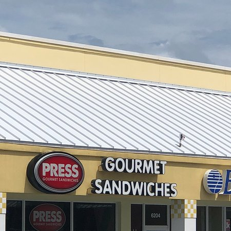 Press Gourmet Sandwiches