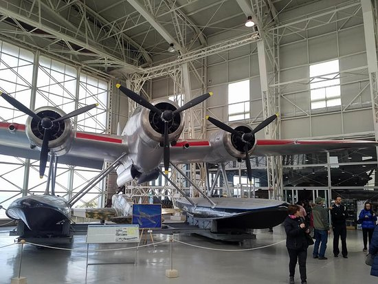 Museo Storico dell'Aeronautica Militare: hangar 2