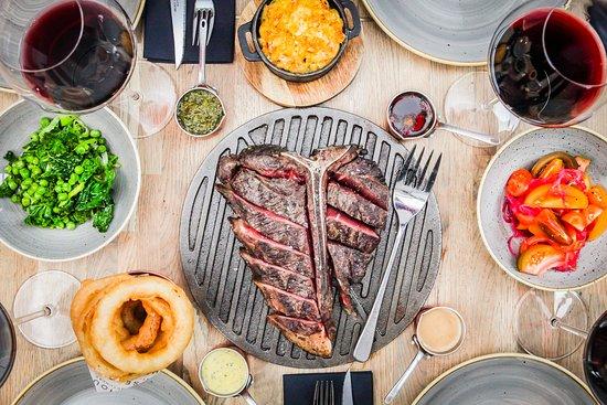 Chop House Leith: Steak feast