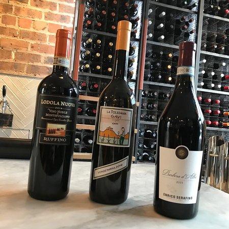 Chop House Leith: Wine