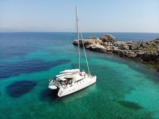 Wind Sardinya Sail : Lovely 😊