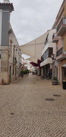 Old Town Faro ภาพถ่าย