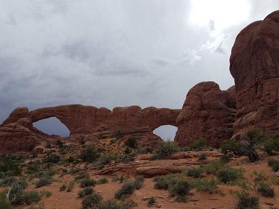 Arches National Park ภาพถ่าย