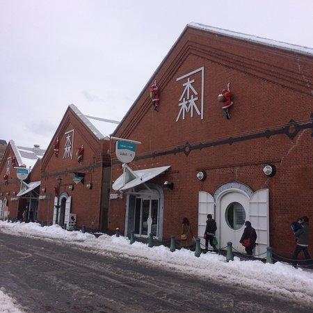 Kanemori Red Brick Warehouse Photo