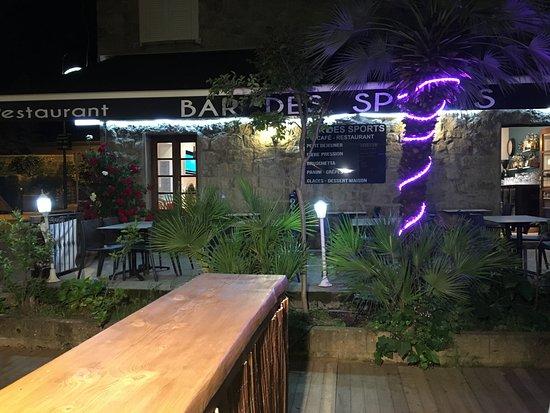 bar des sports  cauro