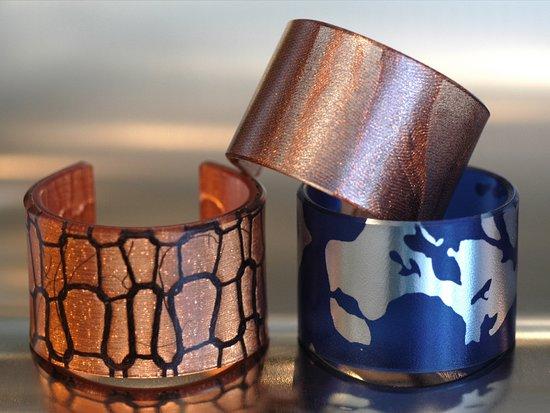 Harmony Ridge Gallery : Cool Cuffs