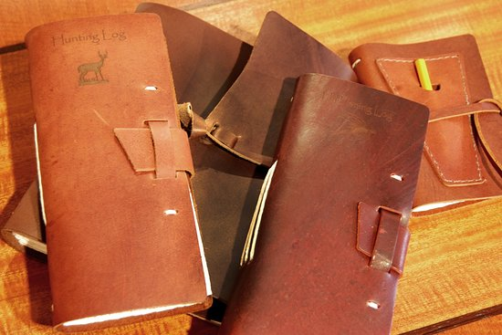 Harmony Ridge Gallery : Journals for Fishing, Hunting and Drinking Wine