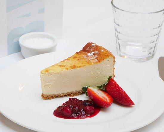 Baltic Restaurant & Bar: Cheesecake