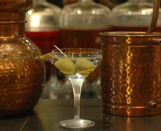Baltic Restaurant & Bar: martini