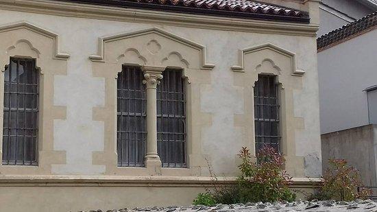 Musée de l'Ancien Éveche : façade