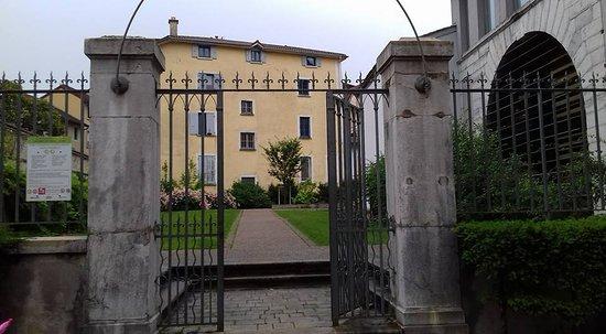 Musée de l'Ancien Éveche : entrée