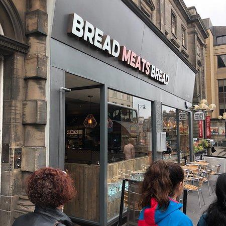 Bread Meats Bread Photo