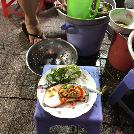 Foto de Benthanh Street Food Market